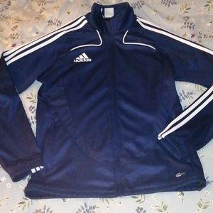 Adidas jacket LIKE NEW size  medium